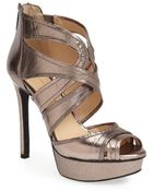 Jessica Simpson Women'S 'Cheere' Platform Sandal - Lyst