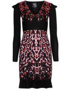 McQ by Alexander McQueen Wool Dress - Lyst