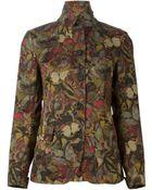 Valentino Butterfly Print Jacket - Lyst