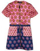 House of Holland Flash Dress - Lyst