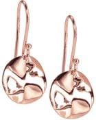 Ippolita Mini Rose Wavy Disc Earrings - Lyst