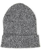 Forever 21 Marled Ribbed Knit Beanie - Lyst