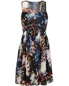 Coast Atiya Printed Dress - Lyst