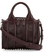Alexander Wang Inside-Out Rockie Small Crossbody Satchel Bag - Lyst