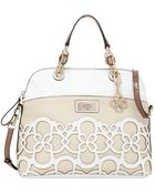 Guess Dayz Dome Satchel - Lyst