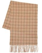 Johnstons Of Elgin Plaid Wool & Cashmere Blend Scarf - Lyst