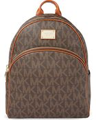 MICHAEL Michael Kors Large Backpack - Lyst