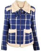 Marc By Marc Jacobs Paddington Wool Jacket - Lyst