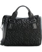 McQ by Alexander McQueen Large Leather Bag - Lyst