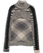 Missoni Cashmere And Wool-Blend Sweater - Lyst