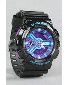G-Shock The Ga 110 Hypercolor Watch - Lyst