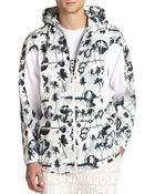 Opening Ceremony Palm Collage Printed Jacket - Lyst