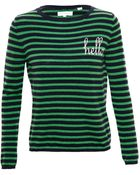 Chinti & Parker Hello Goodbye Cashmere Sweater - Lyst