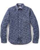 Gant Rugger Wave Sport Shirt - Lyst