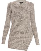 Isabel Marant Elea Knitted Top - Lyst