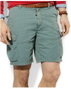 Polo Ralph Lauren Polo Big and Tall Corporal Cargo Shorts - Lyst