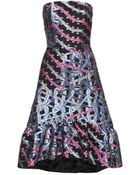 Peter Pilotto Embroidered Dress - Lyst