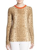 Equipment Sloane Cashmere Crewneck Sweater - Lyst