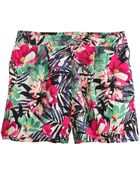 H&M Patterned Shorts - Lyst