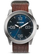 Nixon The Corporal Watch, 48Mm - Lyst