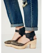 Free People Percy Clog - Lyst