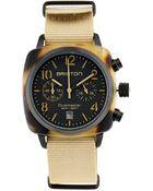 Briston Clubmaster Chrono Watch - Lyst