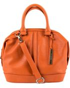 Kenneth Cole Reaction Northern Exposure Satchel - Lyst