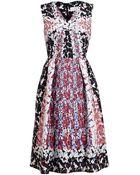 Peter Pilotto 'Olivia' Dress - Lyst
