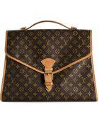 Louis Vuitton 'Beverly Gm' Briefcase - Lyst
