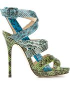 Jimmy Choo 'Dido' Sandals - Lyst