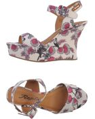 Replay Sandals - Lyst