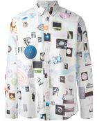 Soulland 'Podolsky' Shirt - Lyst