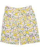 Hue Lemon Sleep Shorts - Lyst