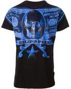 Philipp Plein 'Brutally' T-Shirt - Lyst