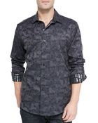 Robert Graham Sunset Cruise Long-Sleeve Shirt - Lyst