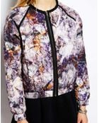 2nd Day Tiplie Bomber Jacket In Print - Lyst