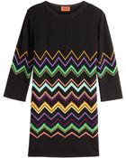 Missoni Crochet Knit Tunic - Lyst