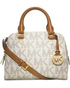 Michael Kors Michael Jet Set Small Travel Satchel - Lyst