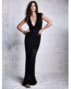 Nightcap Debut Gown - Lyst