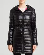 DKNY Coat - Cassidy Hooded - Lyst