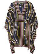 Diane von Furstenberg Denisa Silk Crepe De Chine Dress - Lyst