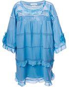 Etoile Isabel Marant 'Cassy' Dress - Lyst