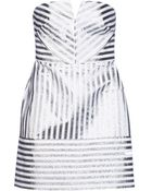 Richard Nicoll Short Dress - Lyst