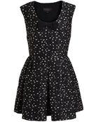 Giambattista Valli Sleeveless Tweed Dress - Lyst