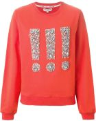 Opening Ceremony Crystal-Embellished Sweater - Lyst