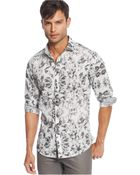Inc International Concepts Connor Shirt - Lyst