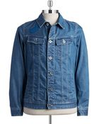 G-Star RAW Denim Jacket - Lyst