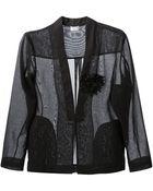 Brunello Cucinelli Shawl Collar Jacket - Lyst
