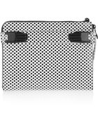 Opening Ceremony Paloma Printed Suede Clutch - Lyst