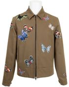 Valentino Jacket - Lyst